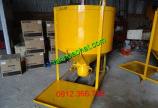 Bán phễu đổ bê tông 0.6m3-0.9m3-1.2m3, ống bạt đổ bê tông giá rẻ