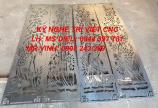 Cửa cắt CNC