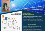 10 Ưu điểm nổi trội khi dùng Điện Mặt Trời