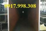 Th, Bán hộp thép đen 100x200x3li,100x200x8li,200x100x5li.
