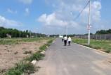 Bán gấp 540m2  đất 2 mặt tiền 20m  đối diện KCN 450 Ha 2.9 tỷ