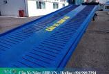 Bán thanh lý xả kho lỗ vốn cầu dẫn hàng lên container 6 tấn Hà Nội