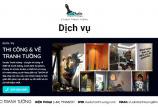 VẼ TRANH TƯỜNG 3D - dịch vụ chuyên nghiệp | Giá chỉ 200k | Thiết kế miễn phí