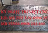 Chuyên gia công CNC Laser trên kim loại tấm tphcm