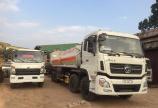 xe xitec chở xăng dầu 22000 lít Dongfeng nhập khẩu