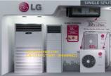 Đại lý bán và lắp máy lạnh tủ đứng LG inverter giá rẻ nhất HCM