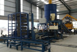 Ưu điểm của máy ép gạch tĩnh thủy lực DET