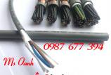 Cáp điều khiển Altek Kabel 4x0.5mm2, 4x0.75mm2, 4x1.0mm2, 4x1.5mm2