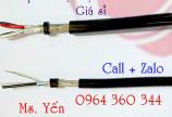 Cáp tín hiệu rs485 2x2x18AWG Altek Kabel
