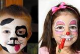 Dịch Vụ Vẽ hóa trang Halloween