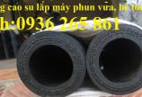 Phân phối ống cao su bơm bê tông, phun vữa trát tường chịu mài mòn hàng nhập khẩu