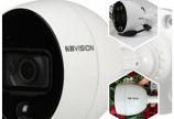 Camera an ninh-báo động-hú còi khi trộm vào nhà.