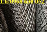 Lưới thép kéo giãn XS, XG làm bức vách ngăn, tay vịn lan can, trang trí nội thất trong nhà giá rẻ