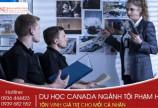 Du học Canada ngành tội phạm học tại trường Đại Học King's