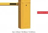 Cung cấp, lắp đặt barier tự động TC-005 và TC-006 giá ưu đãi