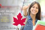 Du học đại học tại Canada, visa đảm bảo đậu thời Covid