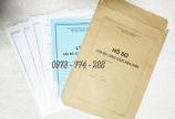 Bán 1 bộ hồ sơ cán bộ công chức viên chức mới năm 2020