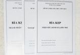Bán quyển lý lịch cán bộ công chức, viên chức mẫu 01a-bvn/2019 ban hành kèm theo thông tư số 07/2019/tt-bvn ngày 01/06/2019 của bộ nội vụ