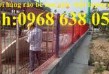 Lưới thép chấn sóng mạ kẽm, lưới hàng rào gấp tam giác, hàng rào chấn sóng, hàng rào gấp tam giác giá rẻ