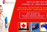 Dịch vụ làm visa uy tín, trọn gói tại các nước
