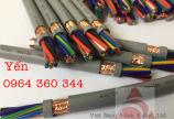 cáp điều khiển 5x0.5mm, 5x0.75mm, 5x1.0mm và 5x1.5mm Altek Kabel giá tốt