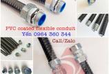 PVC coated flexible conduit - Nhập khẩu giá rẻ tại Hà Nội