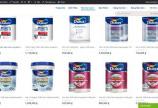 Tìm mua sơn dulux chính hãng, chất lượng tại Nam Thiên Phú