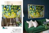 Dịch vụ vẽ tranh sơn dầu tranh decor nội thất - tranh sáng tác