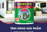 Giá 1 thùng Sơn ngoại thất Maxilite Tough (Bóng Mờ) 5L bao nhiêu?