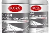 Mua chất chống thấm co giãn Kova CT14 chính hãng ở đâu