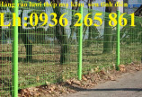 Địa chỉ cung cấp hàng rào lưới thép hàn uy tín, chất lượng, giá cả hợp lý