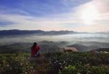 làng thiền sinh thái ,nghỉ dưỡng ngay TP bảo lộc view núi đồi săn mây