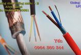 Cáp tín hiệu vặn xoắn chống cháy chống nhiễu Altek Kabel IEC 60331