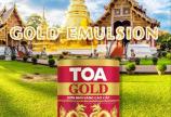 Sơn nước nhũ vàng Toa cao cấp chuyên dùng cho chùa