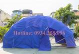 Nhà để xe ô tô tại Điện Biên Phủ, Bạt che xe hơi cao cấp