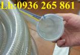 Bán ống ruột gà lõi kẽm chịu dung môi dẫn hoá chất lỏng