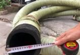 Nơi bán ống cao su lõi thép phi 114 hút xi măng, hút xả cát sỏi uy tín
