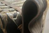Cung cấp ống cao su bố vải 3 lớp bố dù, 5 lớp bố dù dùng hút xả nước chịu mài mòn