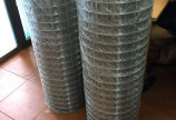Sản xuất lưới thép hàn mạ kẽm dây 2ly, 2.5ly, 3ly, 4ly ô 25x25mm, 35x35mm, 50x50mm dạng tấm, cuộn