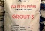 VỮA TỰ SAN PHẲNG GROUT-S
