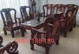 Nhận thu mua bộ bàn ghế salon phòng khách tại TP.HCM