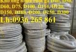 Ống gân nhựa PVC hút bụi phi120, phi140, phi150, phi168, phi180, phi200, phi250, phi300 giá rẻ