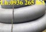 Sản xuất ống hút bụi gân nhựa phi120, phi150, phi168, phi200 tại Hồ Chí Minh