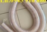Mua ống nhựa PU lõi đồng phi75, phi100, phi120, phi150 dẫn hơi nóng, hút bụi uy tín chất lượng